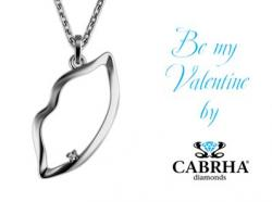 Be my Valentine by CABRHA diamonds