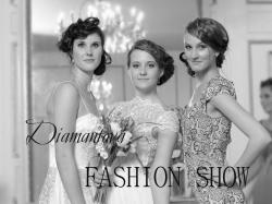 Diamantová Fashion show CABRHA diamonds