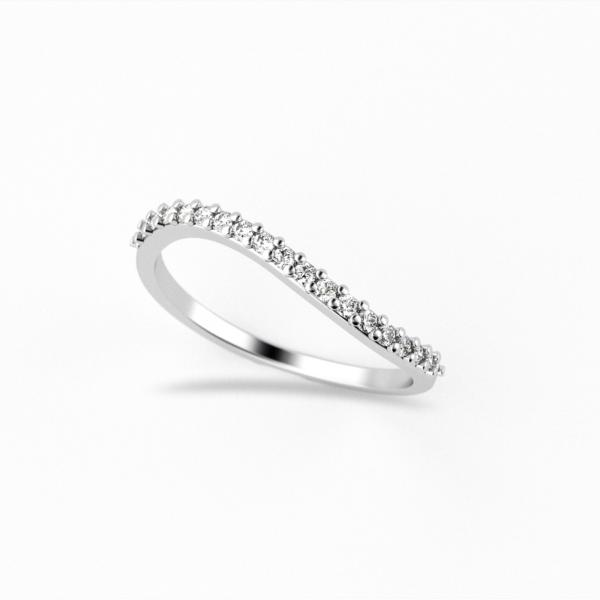 Kolekce SIMPLY ELEGANT - prsten CABRHA diamonds CATHY